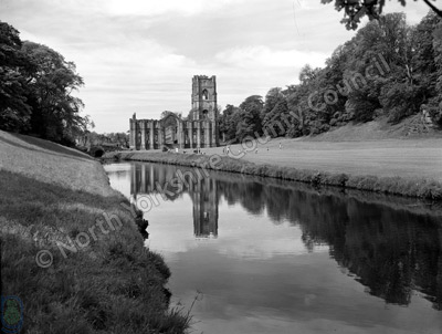 River Skell, Fountains Abbey